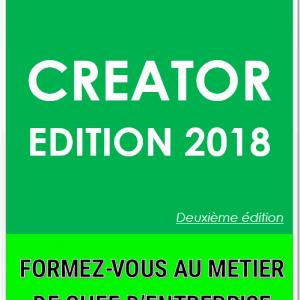 Creator guide création entreprise